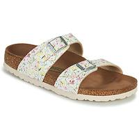 kengät Naiset Sandaalit Birkenstock SYDNEY Valkoinen