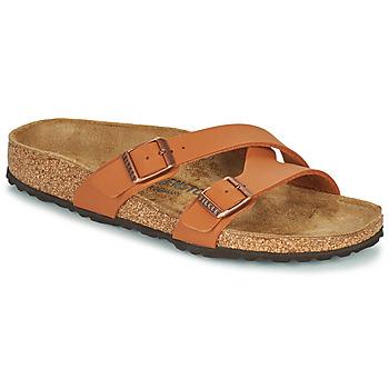 kengät Naiset Sandaalit Birkenstock YAO BALANCE Ruskea