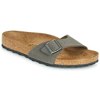 kengät Miehet Sandaalit Birkenstock MADRID Harmaa