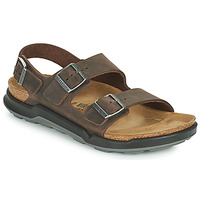 kengät Miehet Sandaalit ja avokkaat Birkenstock MILANO CT Ruskea