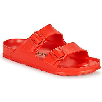 kengät Naiset Sandaalit Birkenstock ARIZONA EVA Punainen