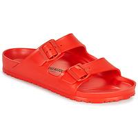 kengät Miehet Sandaalit Birkenstock ARIZONA EVA Punainen
