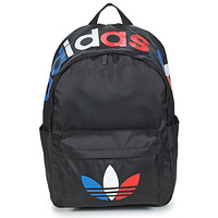 laukut Reput adidas Originals TRICOLOR BP Musta