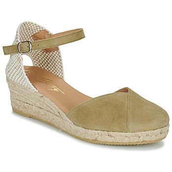 kengät Naiset Sandaalit ja avokkaat Betty London INONO Khaki