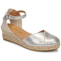 kengät Naiset Sandaalit ja avokkaat Betty London INONO Hopea