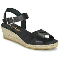 kengät Naiset Sandaalit ja avokkaat Betty London GIORGIA Musta