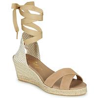 kengät Naiset Sandaalit ja avokkaat Betty London IDILE Beige