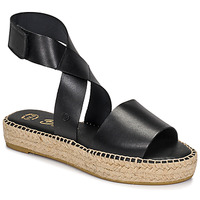kengät Naiset Sandaalit ja avokkaat Betty London EBALUIE Musta