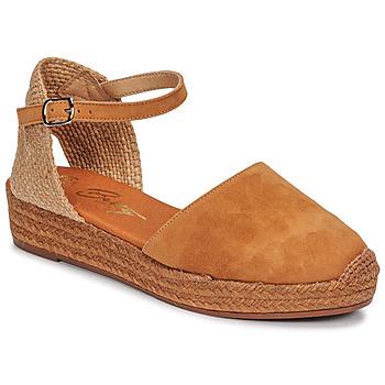 kengät Naiset Sandaalit ja avokkaat Betty London ANTALA Konjakki