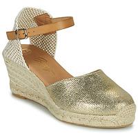 kengät Naiset Sandaalit ja avokkaat Betty London CASSIA Kulta