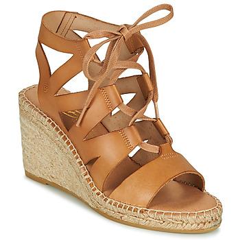 kengät Naiset Sandaalit ja avokkaat Betty London OTANA Kamelinruskea