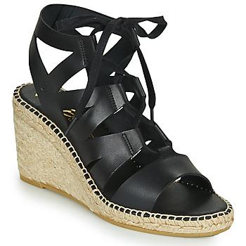 kengät Naiset Sandaalit ja avokkaat Betty London OLEBESY Musta