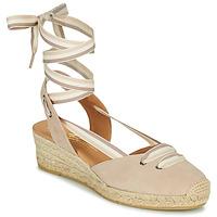 kengät Naiset Sandaalit ja avokkaat Betty London OJORD Beige