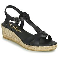 kengät Naiset Sandaalit ja avokkaat Betty London OBORSEL Musta