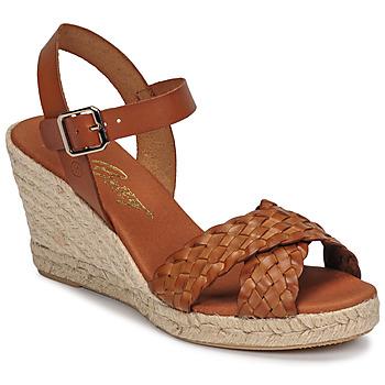 kengät Naiset Sandaalit ja avokkaat Betty London OBILLIE Musta