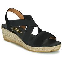 kengät Naiset Sandaalit ja avokkaat Betty London OLINDR Musta