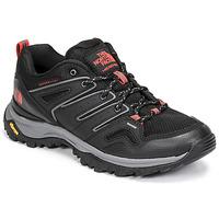 kengät Naiset Vaelluskengät The North Face HEDGEHOG FUTURELIGHT Musta / Punainen