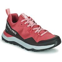 kengät Naiset Vaelluskengät The North Face ACTIVIST FUTURELIGHT Vaaleanpunainen / Musta
