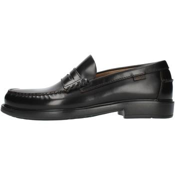 kengät Miehet Mokkasiinit CallagHan 90000 Black