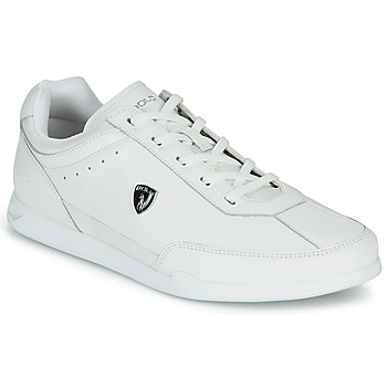kengät Miehet Matalavartiset tennarit Polo Ralph Lauren IRVINE LOW-SNEAKERS-ATHLETIC SHOE Valkoinen