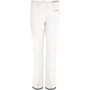 vaatteet Naiset Chino-housut / Porkkanahousut Dare 2b Rarity White