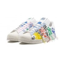 kengät Matalavartiset tennarit adidas Originals Superstar x Sean Wotherspoon White/Off-White