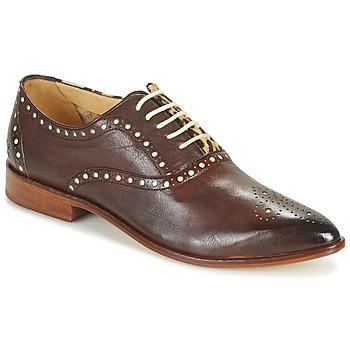 kengät Naiset Derby-kengät Melvin & Hamilton JESSY 61 Ruskea
