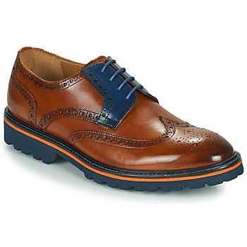kengät Miehet Derby-kengät Melvin & Hamilton MATTHEW 33 Ruskea
