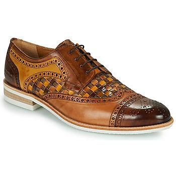 kengät Miehet Derby-kengät Melvin & Hamilton HENRY 7 Ruskea