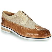 kengät Miehet Derby-kengät Melvin & Hamilton TREVOR 10 Ruskea