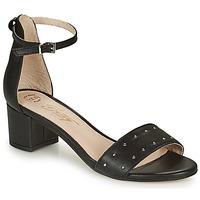 kengät Naiset Sandaalit ja avokkaat Betty London OLAKE Musta
