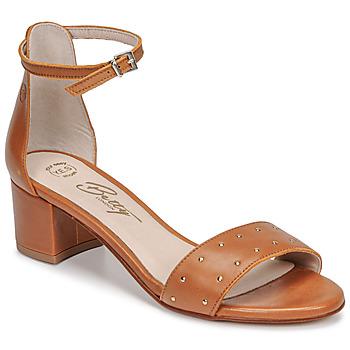 kengät Naiset Sandaalit ja avokkaat Betty London OLAKE Kamelinruskea