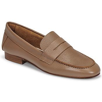 kengät Naiset Mokkasiinit Betty London OSANGE Kamelinruskea