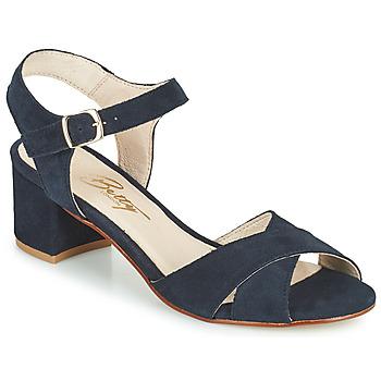 kengät Naiset Sandaalit ja avokkaat Betty London OSKAIDI Laivastonsininen