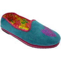 kengät Naiset Tossut De Fonseca DEFONFIUACCazz blu