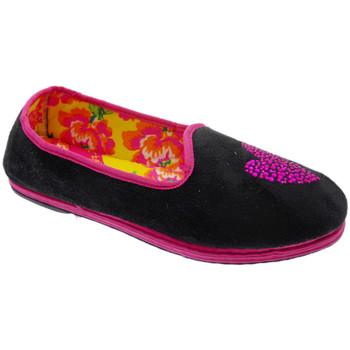 kengät Naiset Tossut De Fonseca DEFONFRIUACCner nero