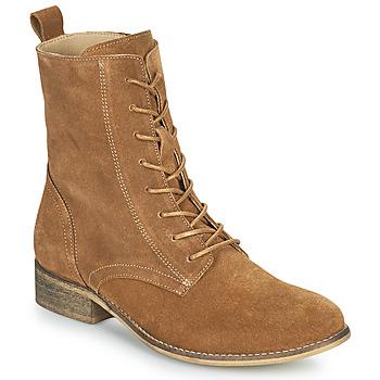 kengät Naiset Bootsit Betty London ORYPE Konjakki