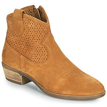 kengät Naiset Bootsit Betty London OGEMMA Konjakki