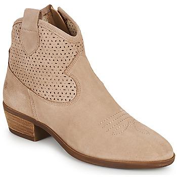 kengät Naiset Bootsit Betty London OGEMMA Beige