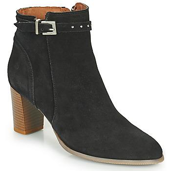 kengät Naiset Nilkkurit Betty London OSANDA Musta