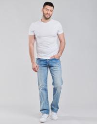 vaatteet Miehet Suorat farkut Levi's 501 LEVI'S ORIGINAL Sininen