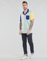 vaatteet Miehet Suorat farkut Levi's 502 TAPER Blue
