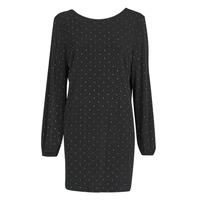 vaatteet Naiset Lyhyt mekko Guess SORAYA Dress Musta