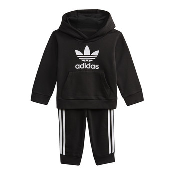 vaatteet Lapset Svetari adidas Originals DV2809 Black