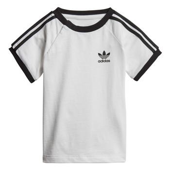 vaatteet Lapset Lyhythihainen t-paita adidas Originals DV2824 White