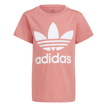 vaatteet Lapset Lyhythihainen t-paita adidas Originals GN8205 White