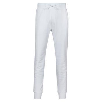 vaatteet Miehet Verryttelyhousut Versace Jeans Couture DERRI Valkoinen / Kulta