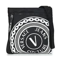 laukut Miehet Pikkulaukut Versace Jeans Couture SOLEDA Musta / Valkoinen