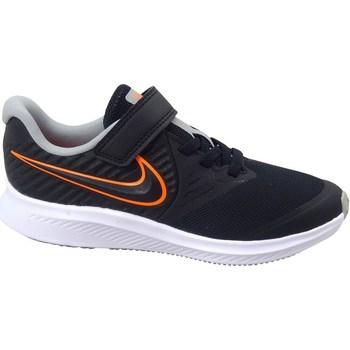 kengät Lapset Fitness / Training Nike Star Runner 2 Mustat