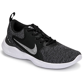 kengät Naiset Juoksukengät / Trail-kengät Nike FLEX EXPERIENCE RUN 10 Black